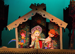 The Bolshoi Theatre of Dolls