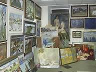 XX Century Art Gallery Griboedova emb., 52